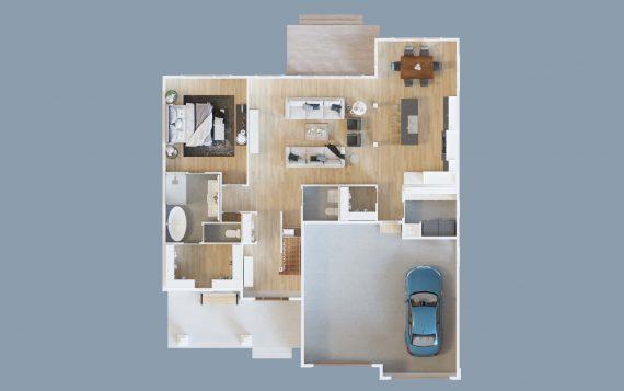 8 Dorset - Floor Plan 1st floor